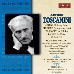Toscanini/Grieg/Sibelius