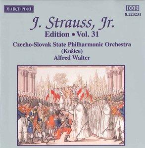 J.Strauss,Jr.Edition Vol.31