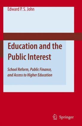 Education and the Public Interest - zum Schließen ins Bild klicken