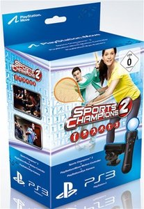 Sports Champions 2 inklusive Move Starter Pack (Move Motion Cont