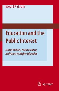 Education and the Public Interest