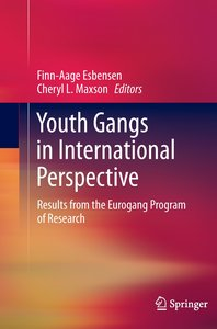 Youth Gangs in International Perspective