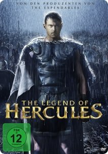 The Legend Of Hercules Steelbook