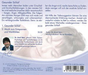 GESUNDER SCHLAF-Tiefensuggestion