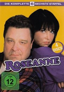 Roseanne-Staffel 6/Amaray
