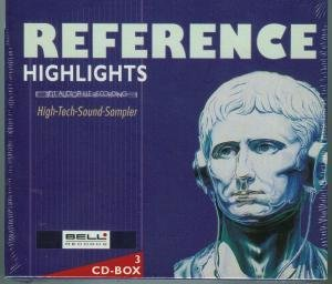 Reference Highlights 3er Box-High Tech Sound Sampl