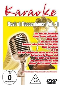 Best Of Gassenhauer Vol.9-Karaoke DVD