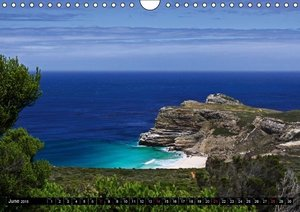 South Africa Exotic Beauty (Wall Calendar 2015 DIN A4 Landscape)