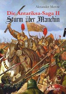 Die Antariksa-Saga 2 - Sturm über Manchin