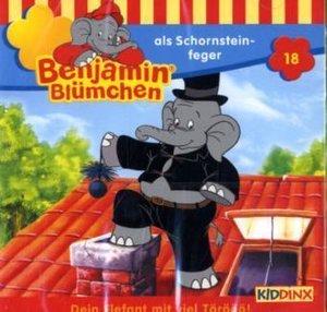 Benjamin Blümchen 018 als Schornsteinfeger
