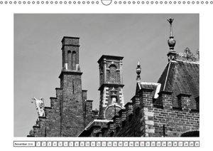 Brügge - Flandrisches Kleinod (Wandkalender 2016 DIN A3 quer)