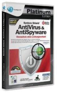 APE - System Shield AntiVirus & AntiSpyware