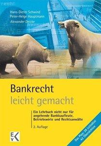 Bankrecht - leicht gemacht