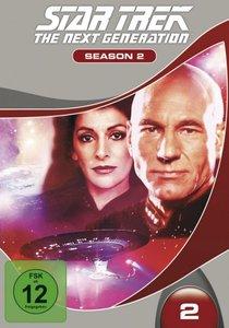 STAR TREK: The Next Generation - Season 2 (6 Discs, Multibox)