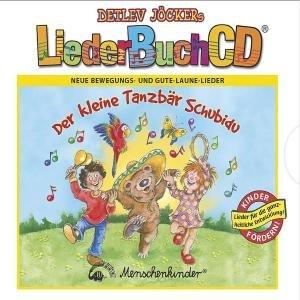 Der Kleine Tanzbär Schubidu (LiederbuchCD)