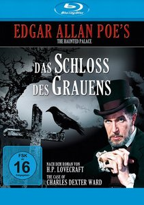 Das Schloss des Grauens-Blu-ray Disc