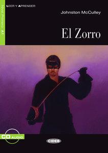 Leer y Aprender: El Zorro. Buch mit Audio-CD