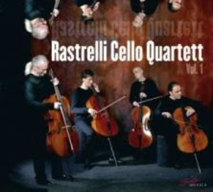 Rastrelli Cello Quartett Vol.1