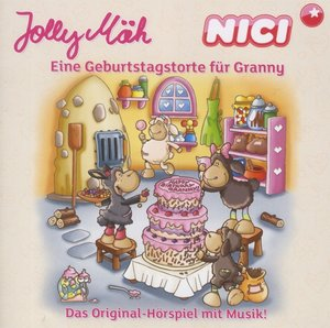 Eine Geburtstagstorte Für Granny