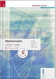 Mathematik II HAK/LW inkl. Übungs-CD-ROM