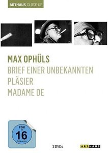 Max Ophüls. Arthaus Close-Up