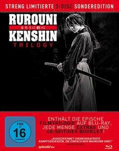 Watsuki, N: Rurouni Kenshin Trilogy