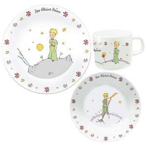 p:os 67365 - Der kleine Prinz: Frühstücksset, 3-tlg.
