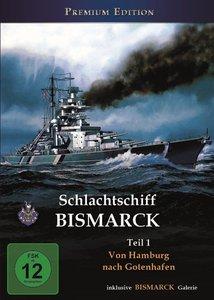 Dokumente der Zeit - Schlachtschiff Bismark (Teil 1) Von Hamburg