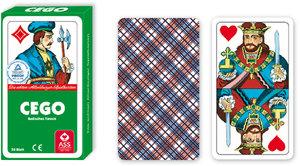 ASS Altenburger Spielkarten - Cego, Faltschachtel