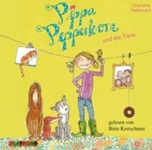 Pippa Pepperkorn und die Tiere