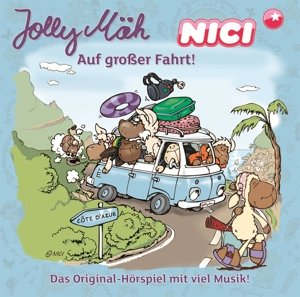 Auf Groáer Fahrt-Das Orig.Hörspiel Mit Viel Musik