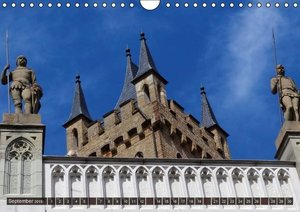 Castles and Manors in Germany (Wall Calendar 2015 DIN A4 Landsca