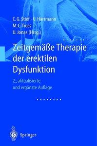 Zeitgemäße Therapie der erektilen Dysfunktion