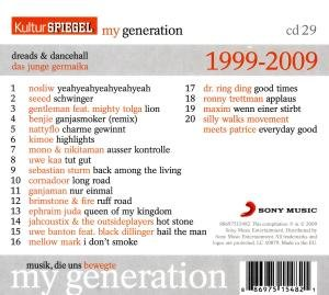 My Generation-Dreads & Dancehall