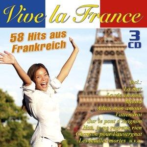Various: VIVE LA FRANCE - 58 HITS AUS FRANKREICH (LTD.)