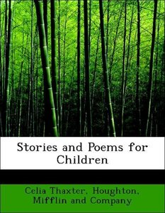 Stories and Poems for Children