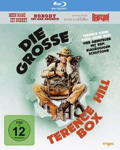 Die grosse Terence Hill-Box