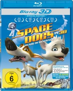 Space Dogs-Hunde Im Weltraum (3D)
