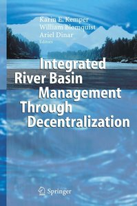 Integrated River Basin Management through Decentralization