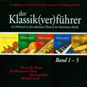 Klassikverführer Band 1-5