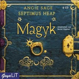 Septimus Heap. Magyk