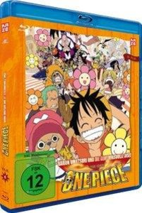 One Piece 6 - Baron Omatsumi und die geheimnisvolle Insel