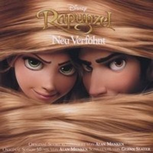 Rapunzel - Neu Verföhnt (Tangled) - Deut. Version