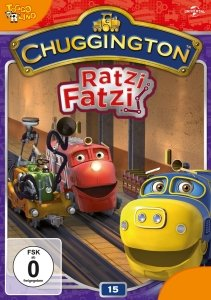 Chuggington - Clackety Clack