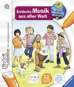tiptoi® Entdecke Musik aus aller Welt