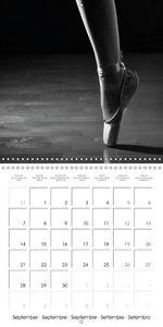 BALLET (Wall Calendar 2015 300 × 300 mm Square)