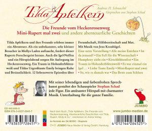 Tilda Apfelkern-Mini-Rupert Mal Zwei
