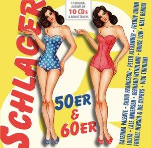 Schlager 50er & 60er ? 17 Original Albums