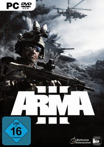 ARMA 3 (Armed Assault 3) Deluxe D1 Edition (Steelbook)