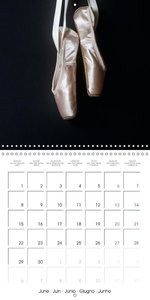 BALLET (Wall Calendar 2015 300 × 300 mm Square)